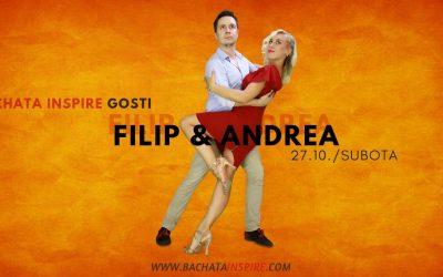 Bachata Inspire Gosti – Filip & Andrea (Bachata Moderna)