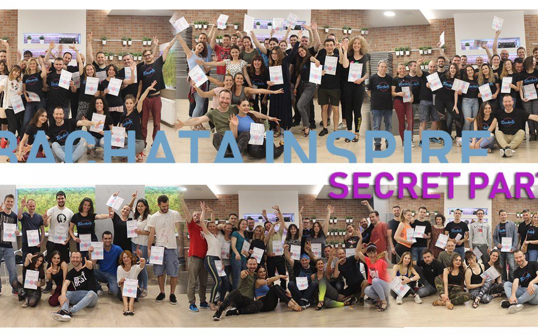 Bachata Inspire Secret Party