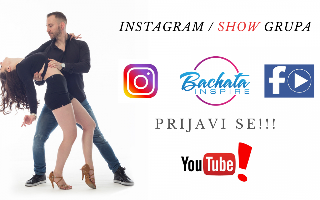 Instagram/Show grupa