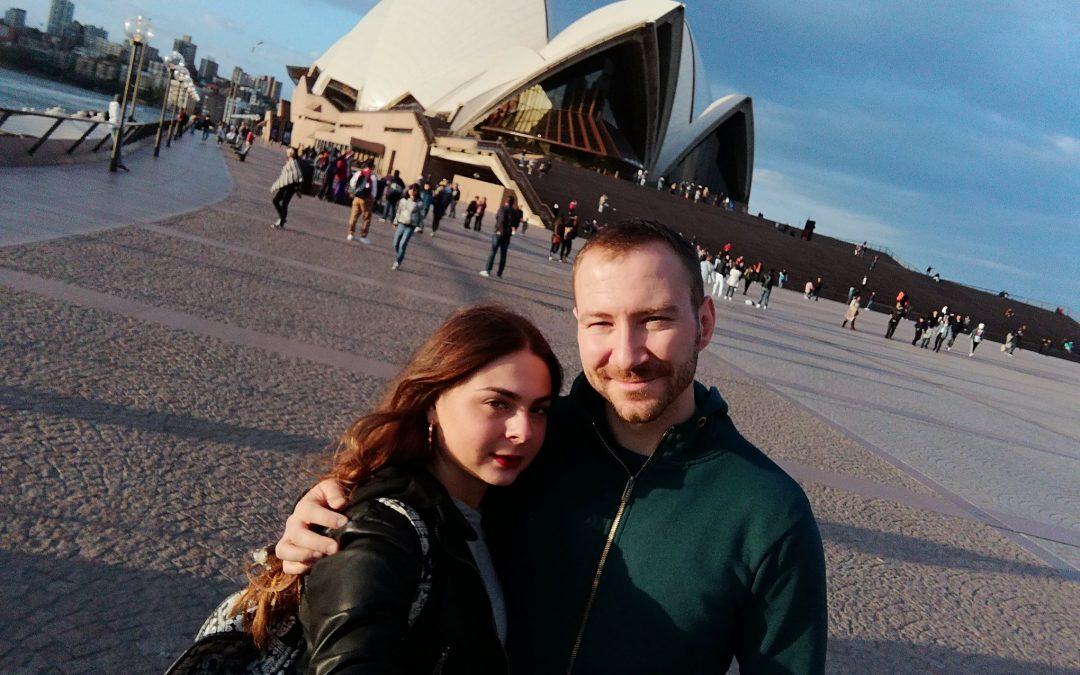 Bachata scena u Australiji