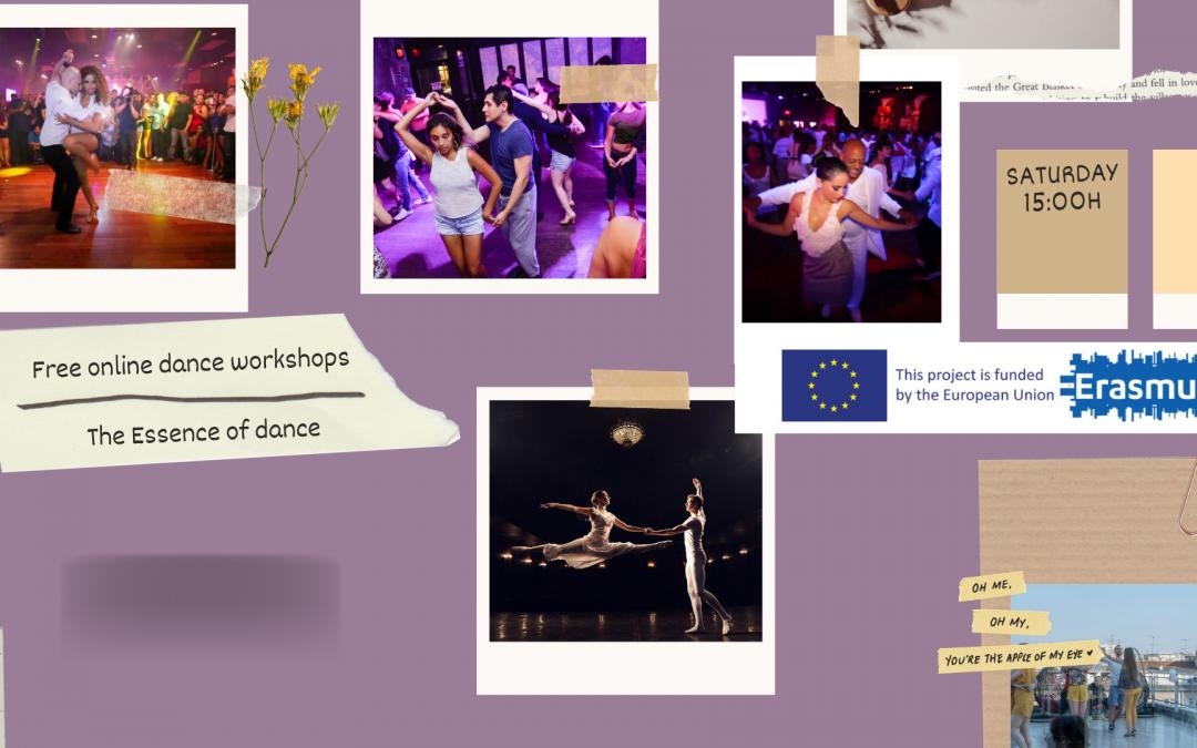 The Essence of Dance – Free online Bachata & Kizomba Workshops